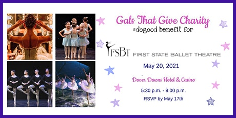#dogood Benefit for First State Ballet Theatre tickets