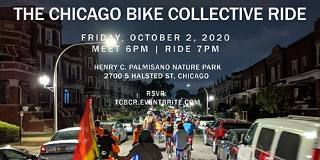 The Chicago Bike Collective Ride tickets