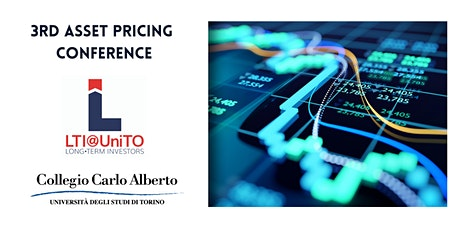 3rd Asset Pricing Conference by LTI@UniTo tickets