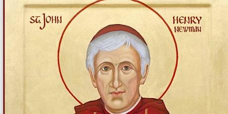 St. John Henry  Newman Feast Mass - Friday, October 9 tickets