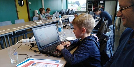 CoderDojo Kruisem - 03/10/2020 tickets