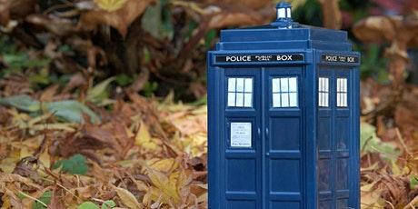 Dr Who and Philosophy tickets