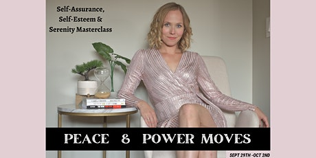 Peace & Power Moves tickets