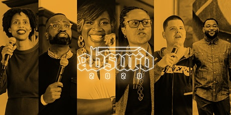ABSURD 2020: A Conference on Kingdom Diversity tickets