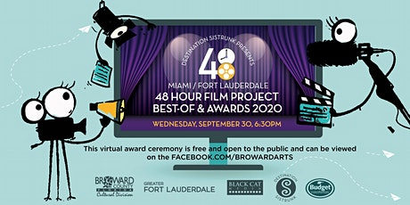 Awards Show: Miami/Fort Lauderdale 48 Hour Film Project tickets