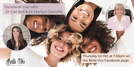 Bella Vou live with Dr Gail Ball & Dr Marilyn Glenville tickets