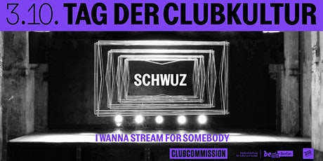 Tag der Clubcultur Tickets
