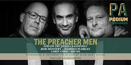 THE PREACHER MEN tickets