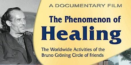 Documentary Film: The Phenomenon of Healing tickets