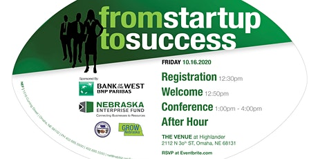 """6th Annual """"From Startup To Success"""" Small Business Conference tickets"""