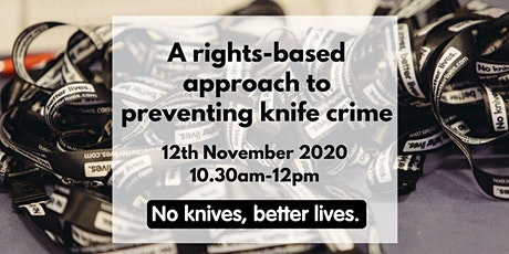 A rights-based approach to preventing knife crime tickets