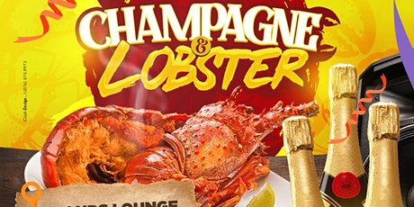 Champagne & Lobster tickets