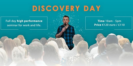Discovery Day- Virtual Workshop tickets