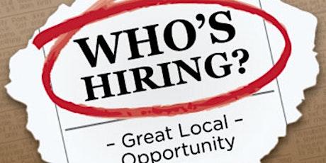 Michigan Job Fair - NOW HIRING tickets