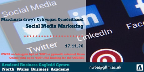 Social Media Marketing tickets