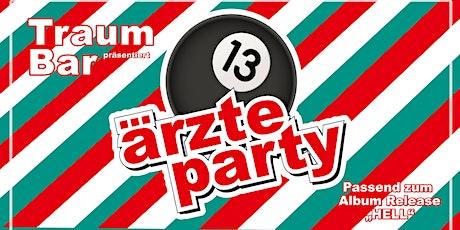 TraumBar präsentiert: Ärzte-Party Tickets