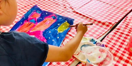 Primary Art Club - casual art class to develop skills through art and play tickets