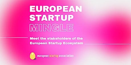 European Startup Mingle tickets