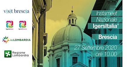 Instameet #Bresciachetesoro biglietti