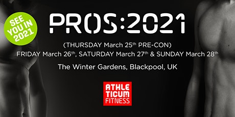 PROS | Spinning® and Fitness Conference tickets