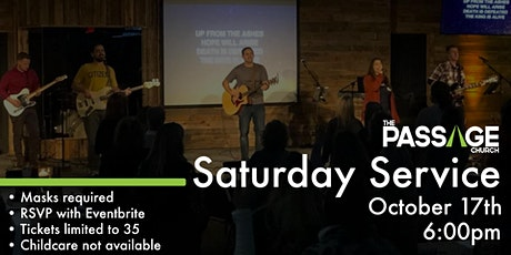 Passage Saturday Night Service - Oct 17 tickets