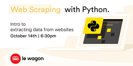 Python Web Scraping tickets