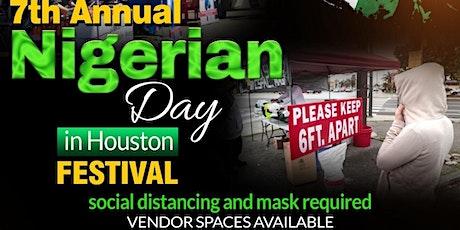 7th annual Nigerian Day in Houston Festival tickets