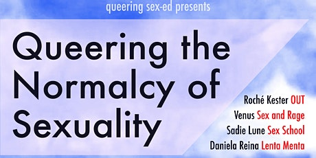 Opening Panel: Queering the Normalcy of Sexuality tickets
