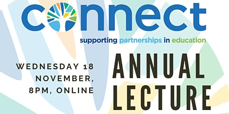 Connect Annual Lecture 2020 tickets