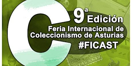 Feria Internacional de Coleccionismo de Asturias entradas