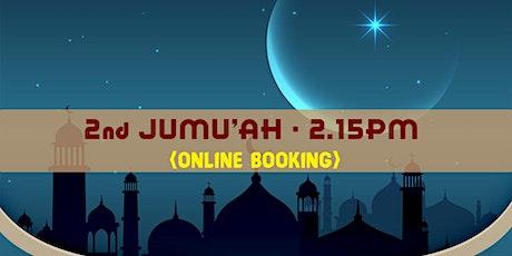 2nd Jumu'ah Prayer|2:15PM |25th September| English| Sheikh Salman Siddique tickets