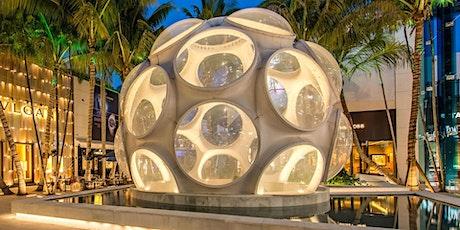 Sunset Art Tour at Miami Design District tickets