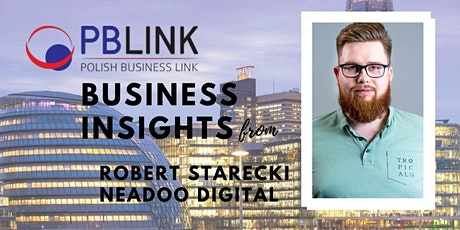 PBLINK Business Insights on Blogging 08.10.2020 tickets