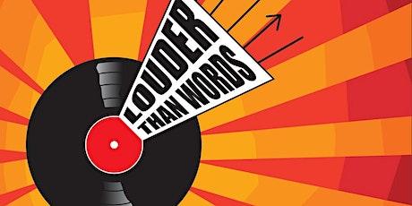Louder Than Words Festival 2020: On-Line Weekend Pass - original tickets