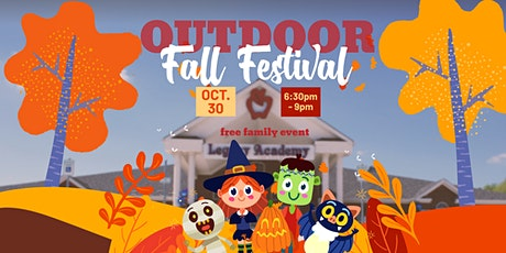 Annual Outdoor Fall Festival tickets