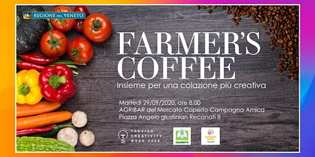 Farmer's Coffee: insieme per una colazione creativa biglietti
