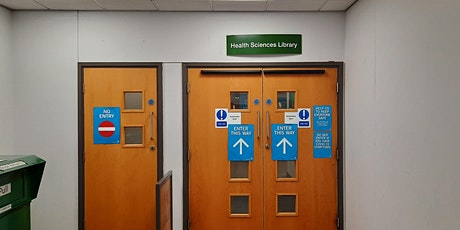 Health Sciences Library Study Space tickets