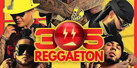 305 REGGAETON tickets