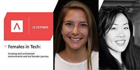 Females in tech: The power of AI & Machine Learning and founder journeys tickets