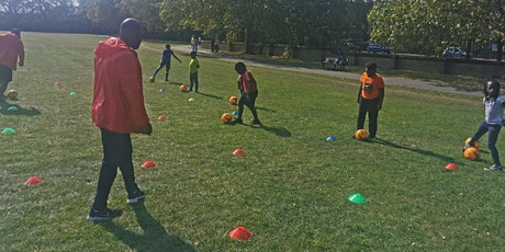 FREE FOOTBALL TRAINING for youth aged 5-13 tickets