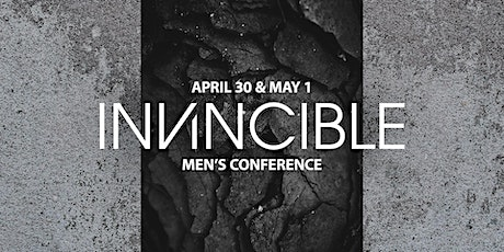 Invincible Men's Conference tickets