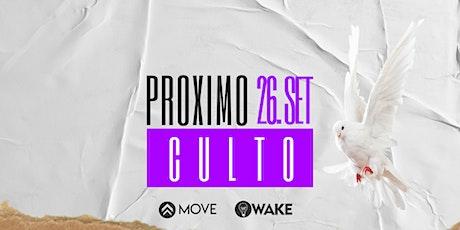 Wake'n Move ingressos
