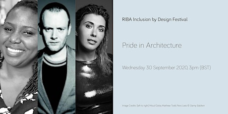 Pride in Architecture tickets