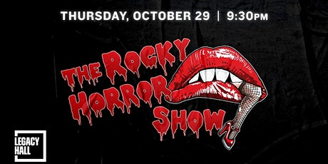 The Rocky Horror Picture Show [21+] tickets