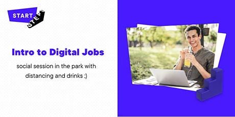 Intro to Digital Jobs (park session) tickets