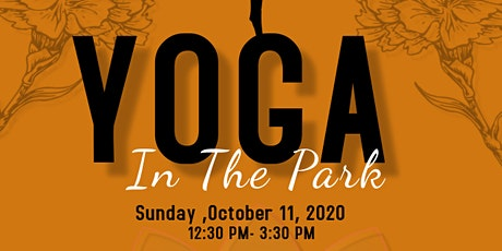 Black Women's Yoga in the Park tickets