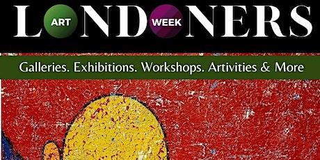 Londoners Art Week tickets