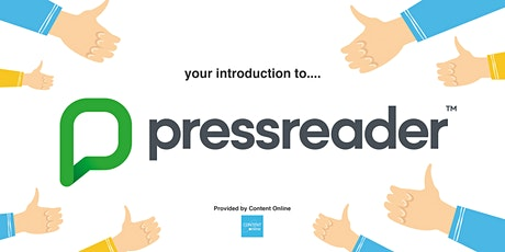 Your introduction to PressReader - UNGLI Members Closed Event. tickets