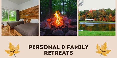 Personal and Family Retreat (October 16-18) tickets