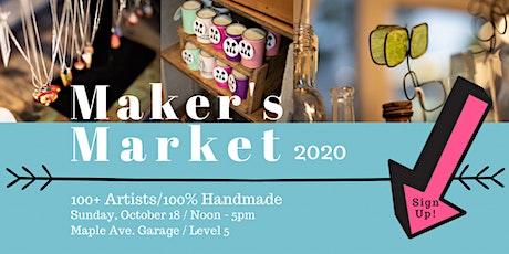 Evanston Made Maker's Market tickets